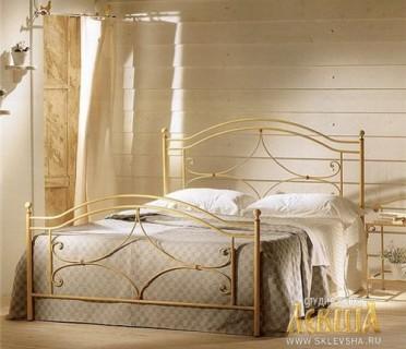 Кованая кровать 7401