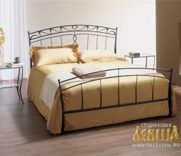 Кованая кровать 7412