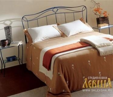 Кованая кровать 7415