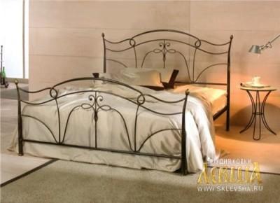 Кованая кровать 7416