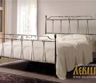 Кованая кровать 7423