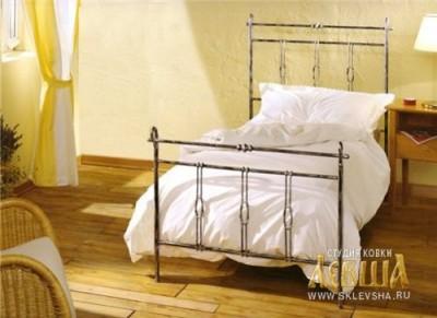 Кованая кровать 7424