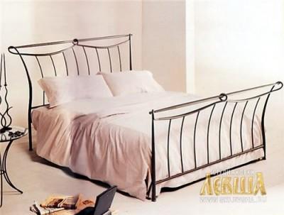 Кованая кровать 7426