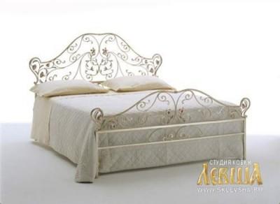 Кованая кровать 7432