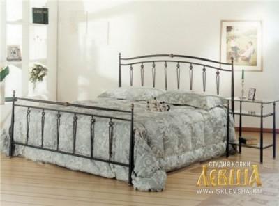 Кованая кровать 7435