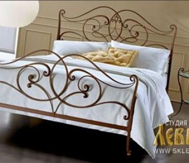 Кованая кровать 7436
