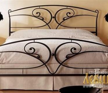 Кованая кровать 7439