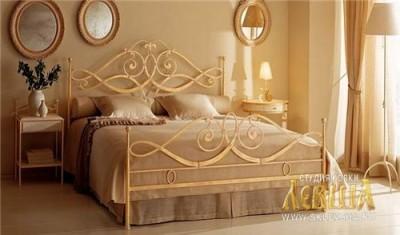 Кованая кровать 7441