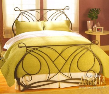 Кованая кровать 7446