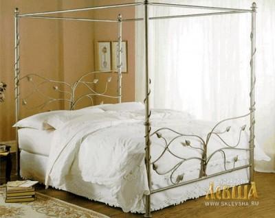 Кованая кровать 7455