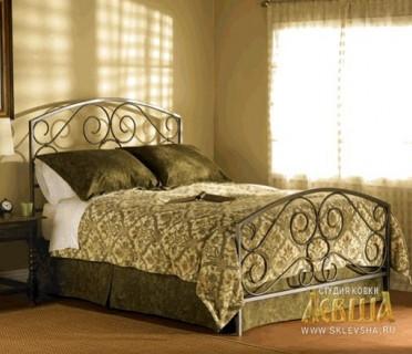 Кованая кровать 7461