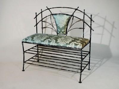 Кованая скамейка ЛАВ20