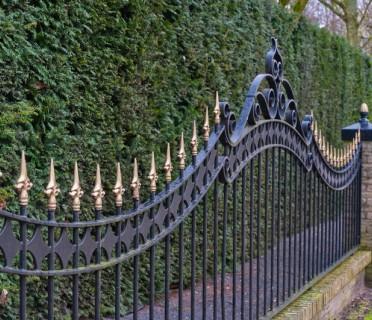 Забор кованый ЗБК16